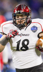 wholesale dealer 34bab 62978 Kay Leads Cincinnati Past Duke In Belk Bowl, 48-34 ...
