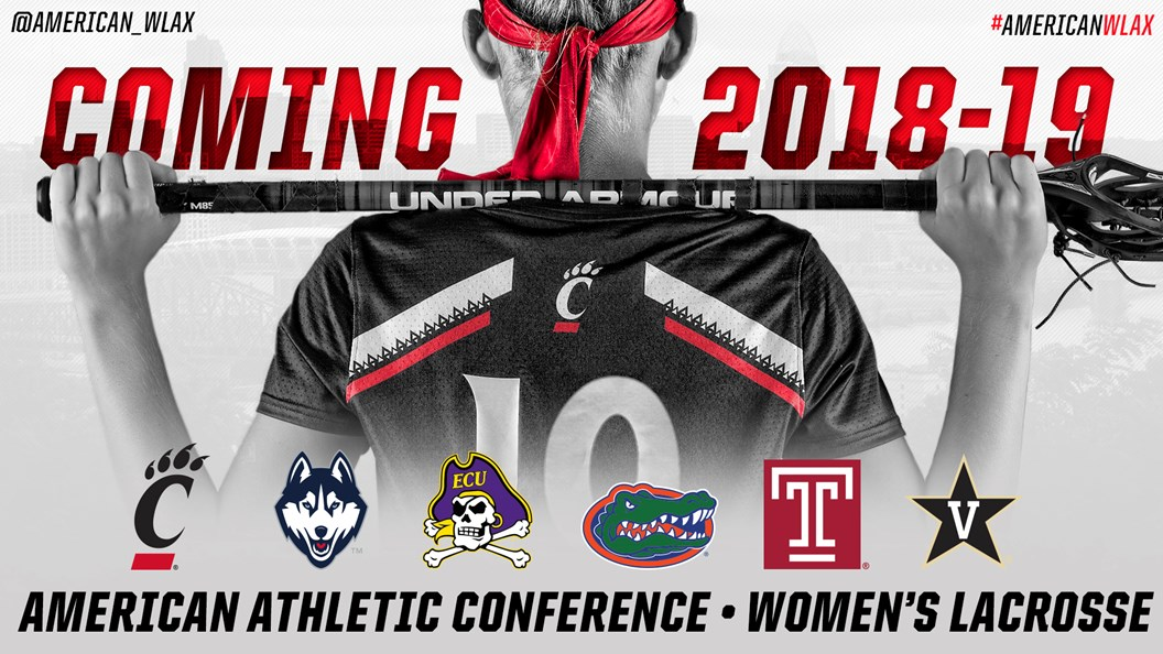 Lacrosse Moving to the American Athletic Conference in 2019