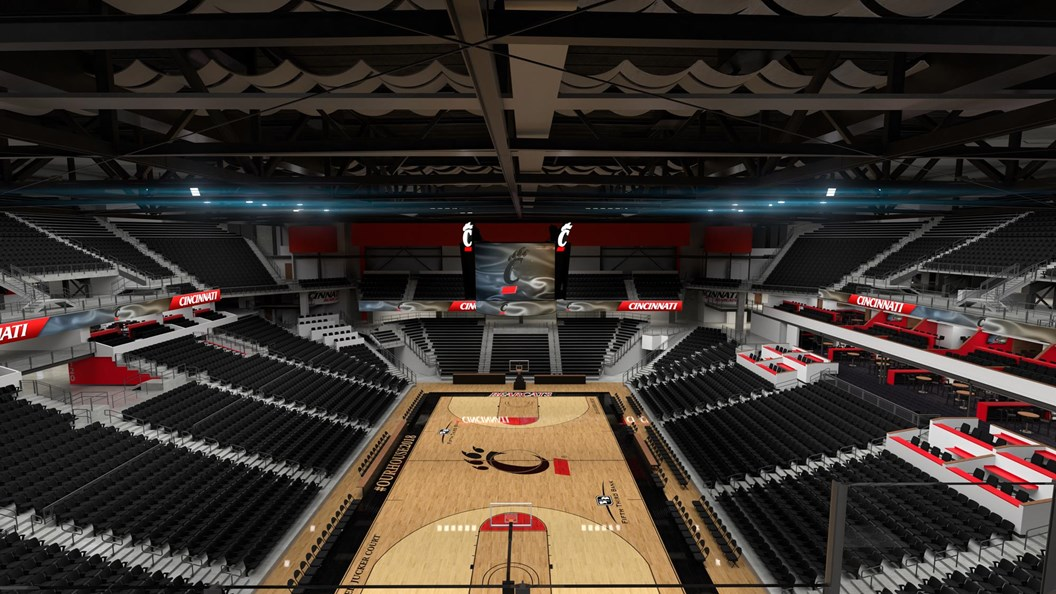Fifth third arena seating pricing announced university of