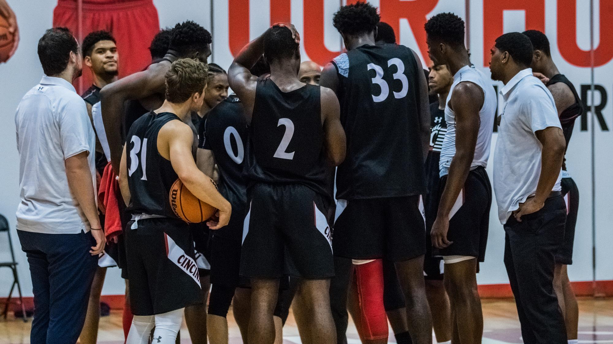 95447af5c Bearcats Wrap Up Canada Tour with 79-53 Win at McGill - University ...